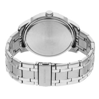 Armitron Men's Stainless Steel Dress Watch - 20/5314NVSV