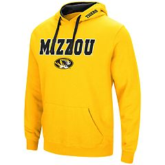 Men's Missouri Tigers Pullover Fleece Hoodie