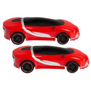 FAO Schwarz Toy Remote Control Italia Sport 1:50 2-Pack