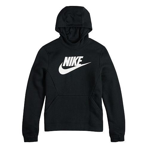 Boys 8-20 Nike Pullover Fleece Hoodie