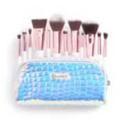 BH Cosmetics Crystal Quartz 12-pc. Makeup Brush Set
