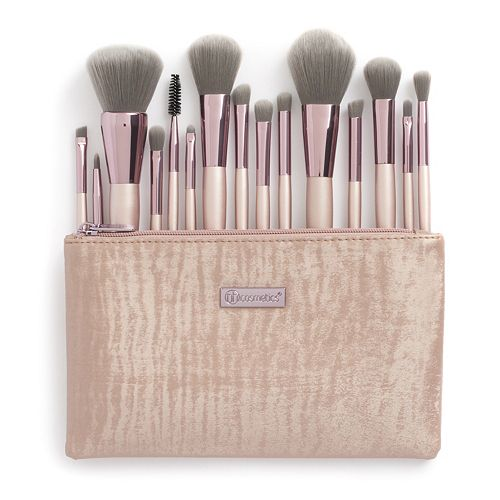 BH Cosmetics Lavish Elegance 15-pc. Makeup Brush Set