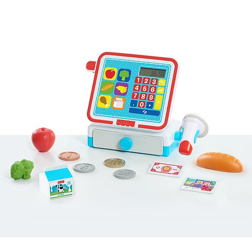 Fisher-Price Cash Register Set