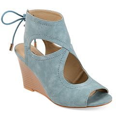 d62e7924a17f Journee Collection Women s Camia Wedge Sandals