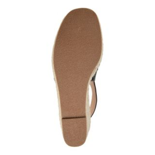 Journee Collection Crew Women's Espadrille Wedges