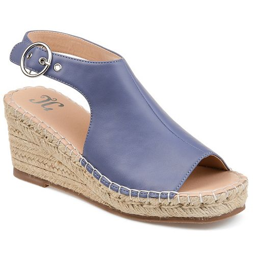 7b5323dc0f97 Journee Collection Crew Women s Espadrille Wedges