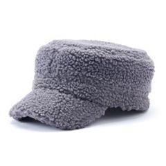 Women's Apt. 9® Sherpa Cadet Hat