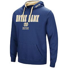 Men's Notre Dame Fighting Irish Pullover Fleece Hoodie