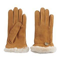 Women's Koolaburra by UGG Faux-Fur Gloves