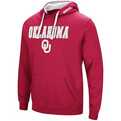 Men's Oklahoma Sooners Pullover Fleece Hoodie