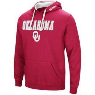 Men's Oklahoma Sooners Pullover Fleece Hoodie