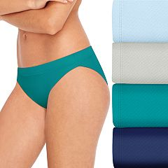 Hanes Ultimate 5-pk. Breathable Comfort Ultra Light Bikini 42ULKB