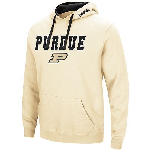 Men's Purdue Boilermakers Pullover Fleece Hoodie