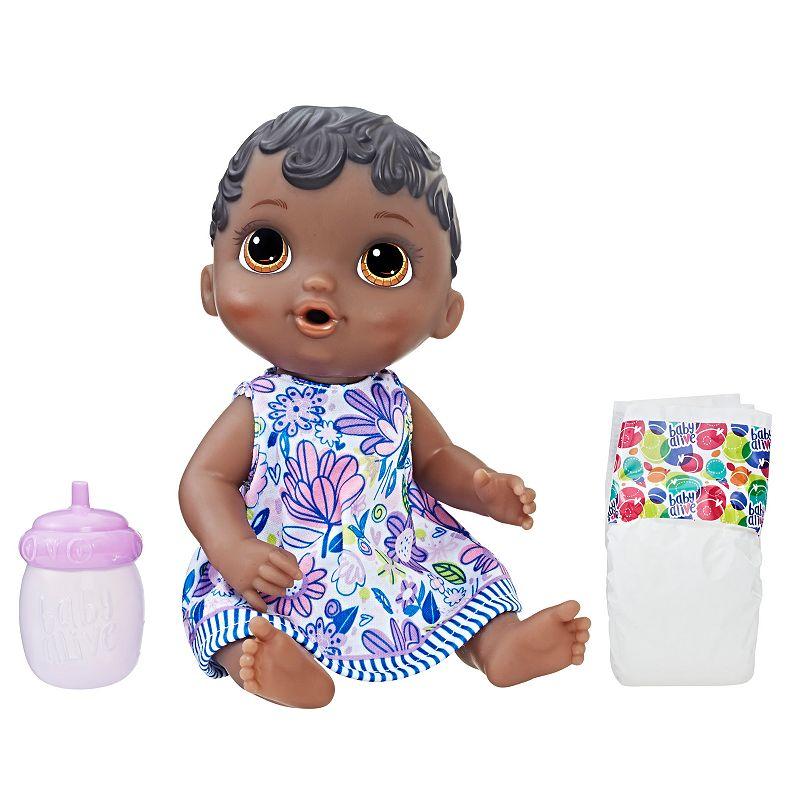 Baby Alive Lil' Sips Baby Doll, Multicolor