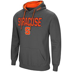 Men's Syracuse Orange Pullover Fleece Hoodie