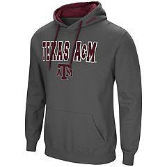 Men's Texas A&M Aggies Pullover Fleece Hoodie