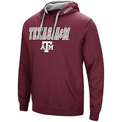 Men's Texas A&M Aggies Pullover Fleece Hoodie