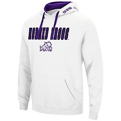 Men's TCU Horned Frogs Pullover Fleece Hoodie