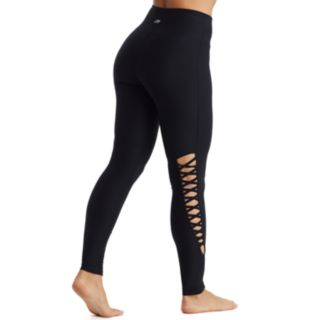Women's Marika Josie Lace-Up High-Waisted Ankle Leggings