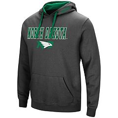 Men's North Dakota Fighting Hawks Pullover Fleece Hoodie
