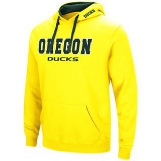 Men's Oregon Ducks Pullover Fleece Hoodie