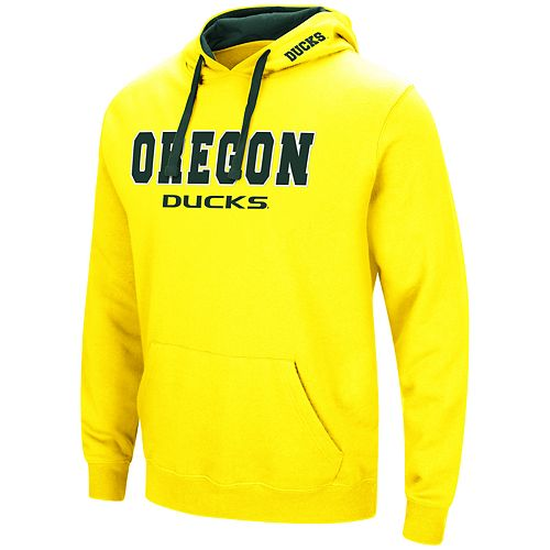Men's Oregon Ducks Pullover Fleece Hoodie