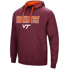 Men's Virginia Tech Hokies Pullover Fleece Hoodie
