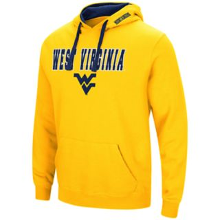 Men's West Virginia Mountaineers Pullover Fleece Hoodie