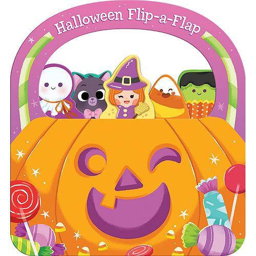 Cottage Door Press Happy Halloween! Flip-A-Flap Book
