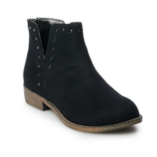 Dr. Scholl's Lucia Stud Girls' Ankle Boots