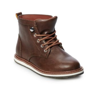 Dr. Scholl's Burke Boys' Ankle Boots