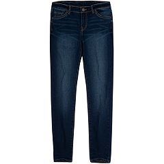 Girls 7-16 Levi's 710 Performance Denim Super Skinny Jeans