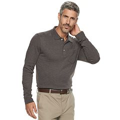 Men's Croft & Barrow® Classic-Fit Easy-Care Interlock Polo