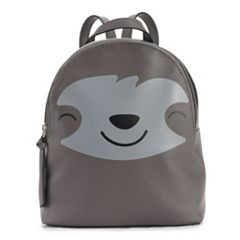 T-Shirt & Jeans Sloth Backpack