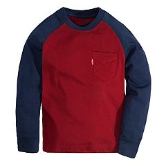 Boys 8-20 Levi's  Colorblock Raglan Tee