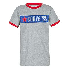 Boys 8-20 Converse Graphic Ringer Tee