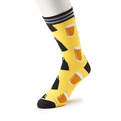 Men's Novelty Graphic Socks
