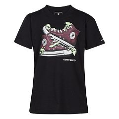 Boys 8-20 Converse Glow-In-The-Dark Frog Chucks Tee
