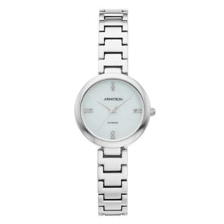 Armitron Women's Diamond Accent Watch - 75/5618MPSV