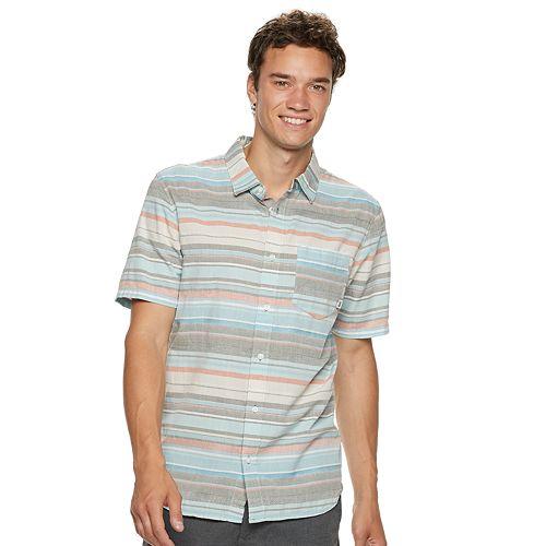 Men's Vans Shortline Button-Down Shirt
