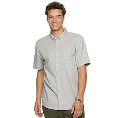 Men's Vans Shortline Button-Down Shirt