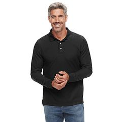 Men's Croft & Barrow® Classic-Fit Easy-Care Pique Polo