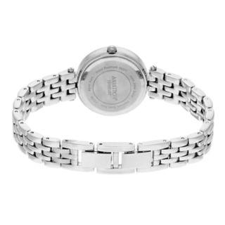 Armitron Women's Crystal Solar Watch - 75/5623MPSV