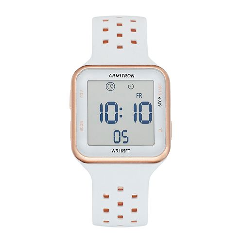 Armitron Pro Sport Digital Chronograph Watch - 40/8417PBL