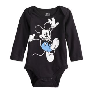 Disney's Mickey Mouse Baby Bodysuit by Jumping Beans®