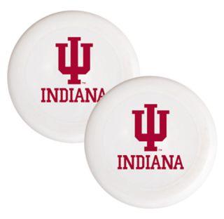 Indiana Hoosiers 2-Pack Flying Disc Set