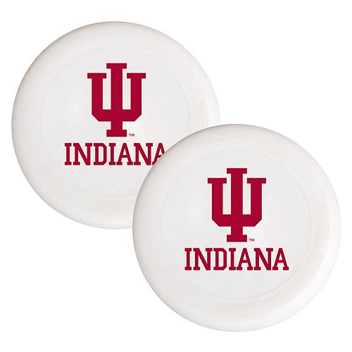 Indiana Hoosiers 2-Pack Flying Disc Set