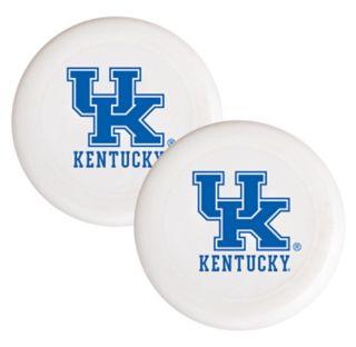 Kentucky Wildcats 2-Pack Flying Disc Set