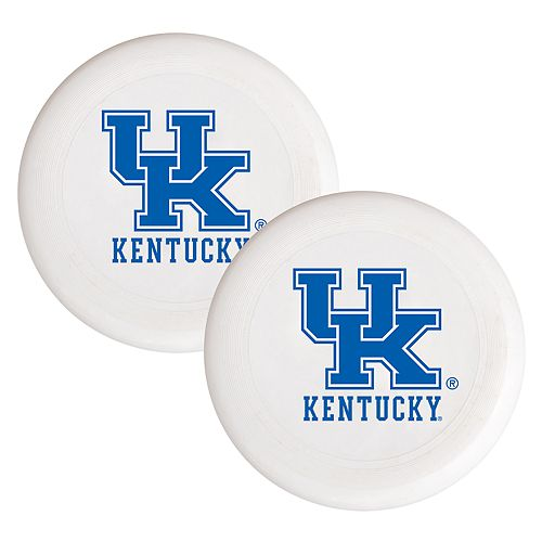 Kentucky Wildcats 2-Pack Flying Disc Set