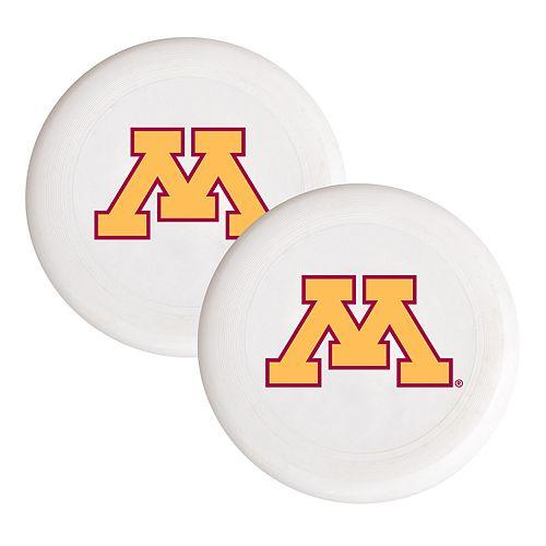 Minnesota Golden Gophers 2-Pack Flying Disc Set